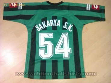 Sakaryaspor Home football shirt 2006 - 2007