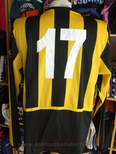 Whitburn & Cleadon JFC Home baju bolasepak (unknown year)