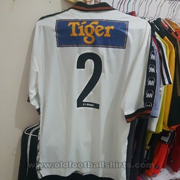Jurong FC Away football shirt 1998