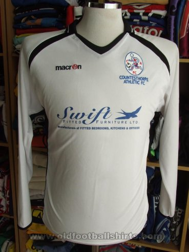 Countesthorpe Athletic FC Type de maillot inconnu (unknown year)