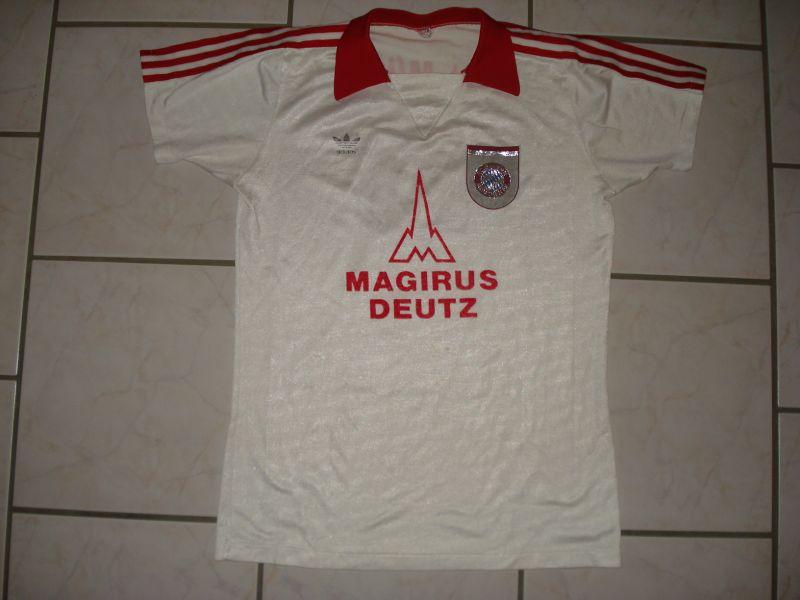 Terza Maglia FC Bayern München Paul Will