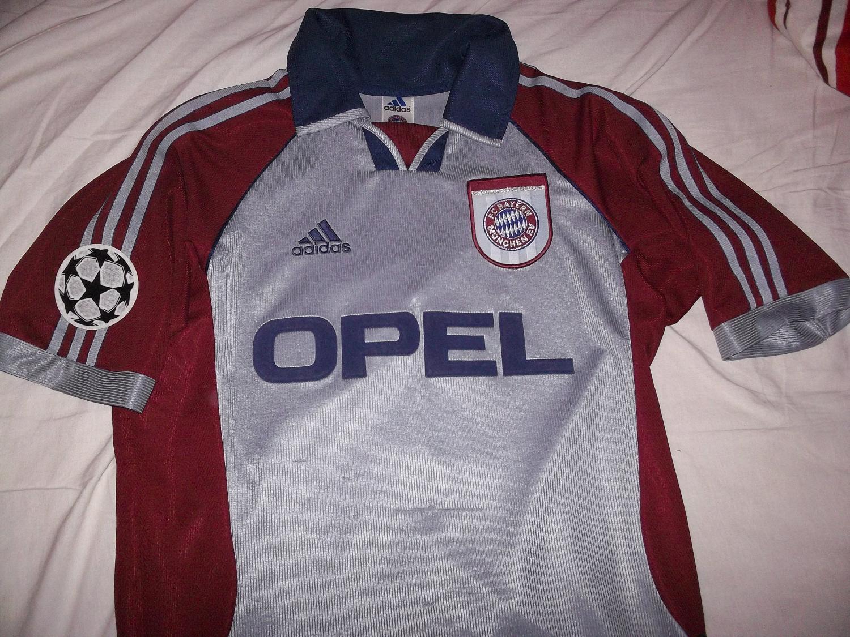 Bayern Munich Cup Shirt football shirt 1998 - 1999. Sponsored by Opel