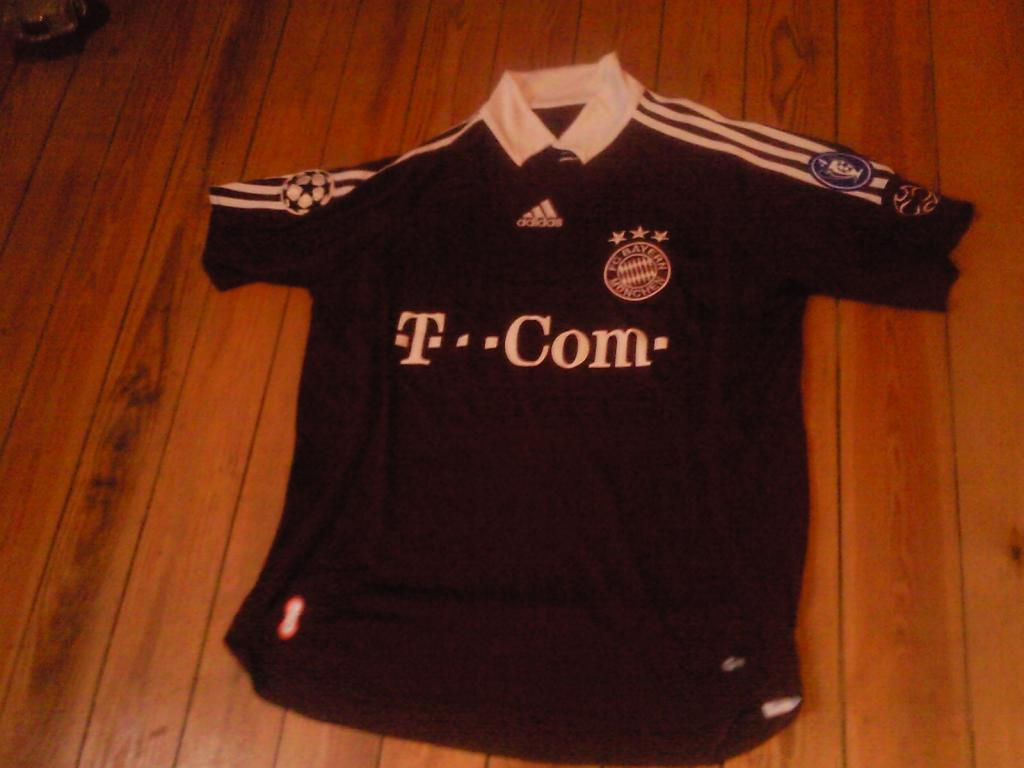Bayern Munich Cup Shirt Maillot de foot 2006 2007