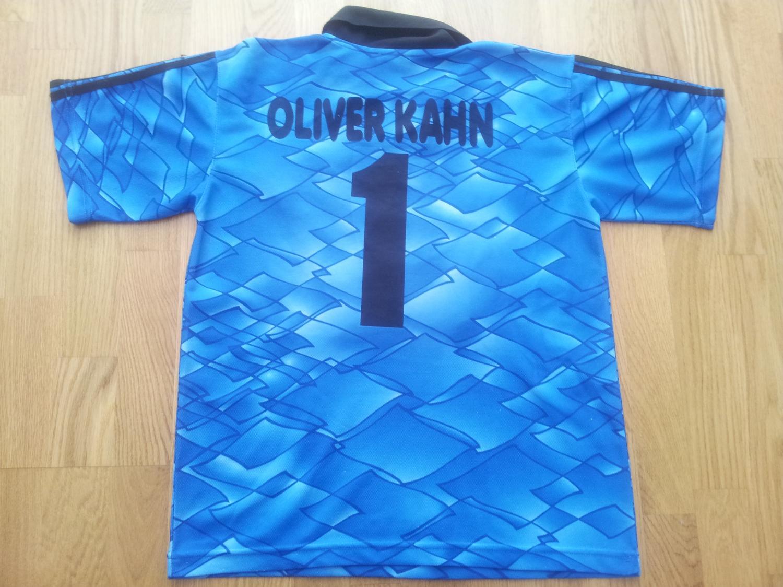 Fußball Fußball-Trikots Trikot FC Bayern München L Opel Helmer 1996 1997 1998