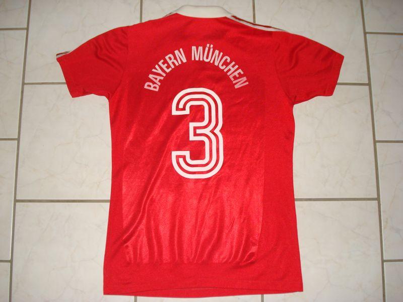 Maglia Home FC Bayern München Paul Will