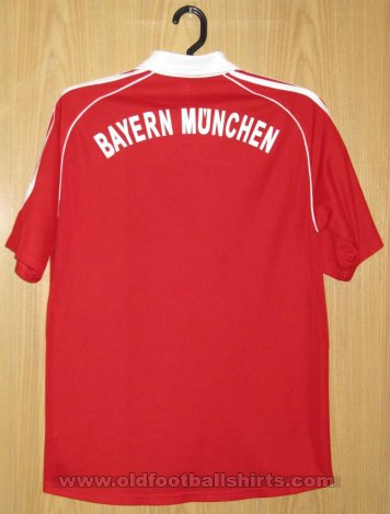 Bayern Munich Home football shirt 2006 - 2007