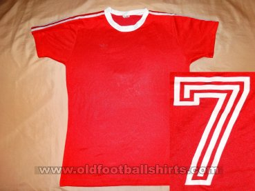 Bayern Munich Home football shirt 1975 - 1976