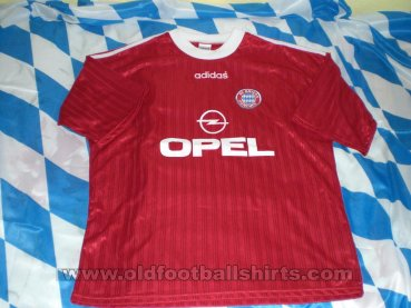 Bayern Munich Cup Shirt football shirt 1999 - 2000