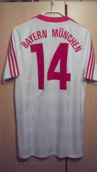 Bayern Munich Cup Shirt football shirt 1985 - 1986