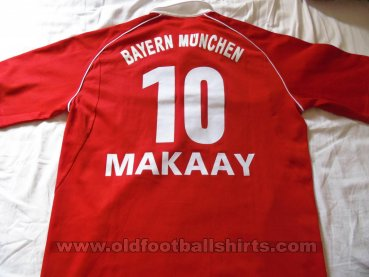 Bayern Munich Home футболка 2005 - 2006