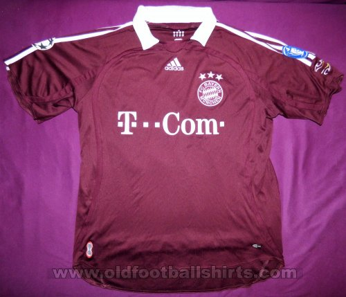 Bayern Munich Third football shirt 2006 - 2007
