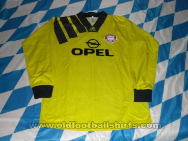 Bayern Munich Special football shirt 1991 - 1993