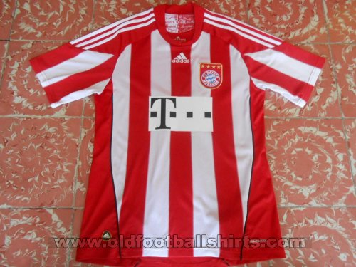 Bayern Munich Home football shirt 2010 - 2011