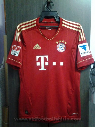 Bayern Munich Home football shirt 2012 - 2013