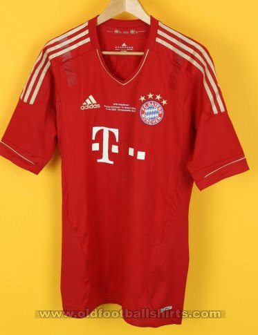 Bayern Munich Home football shirt 2011 - 2012