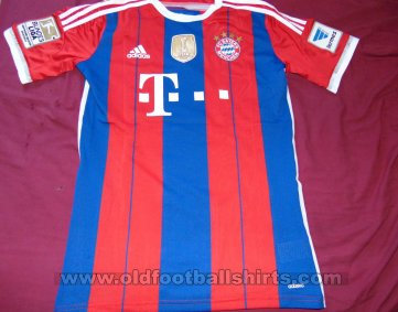 Bayern Munich Home football shirt 2014 - 2015