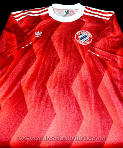 Bayern Munich Home football shirt 1985 - 1987