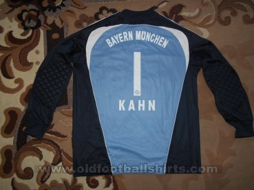 Bayern Munich Goalkeeper football shirt 2007 - 2008