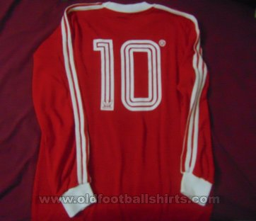 Bayern Munich Retro Replicas football shirt 1985