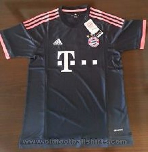 Bayern Munich Third football shirt 2015 - 2016
