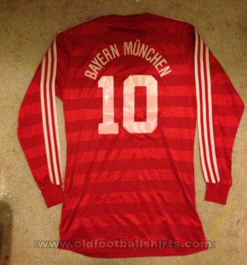 Bayern Munich Home football shirt 1984 - 1986
