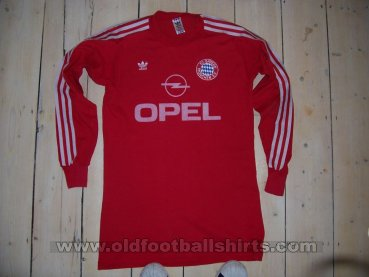 Bayern Munich Home football shirt 1990 - 1992
