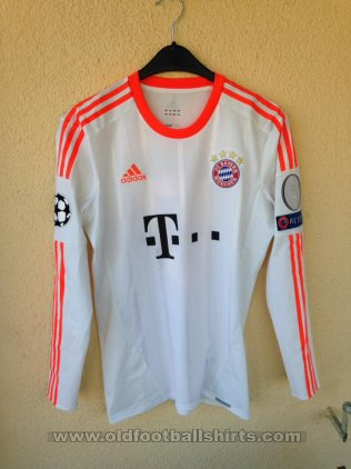 Bayern Munich Cup Shirt football shirt 2012 - 2013