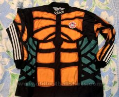 Bayern Munich Goalkeeper football shirt 1995 - 1996