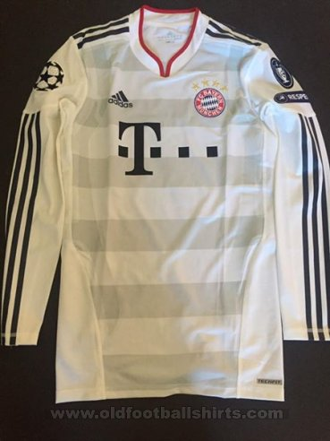 Bayern Munich Cup Shirt football shirt 2010 - 2011
