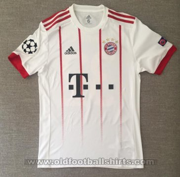 Bayern Munich Third football shirt 2017 - 2018