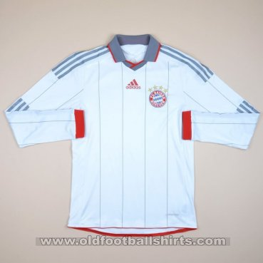 Bayern Munich Away Maillot de foot 2009 - 2010