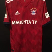 Bayern Munich Special football shirt 2018 - 2019 sponsored by Magenta TV