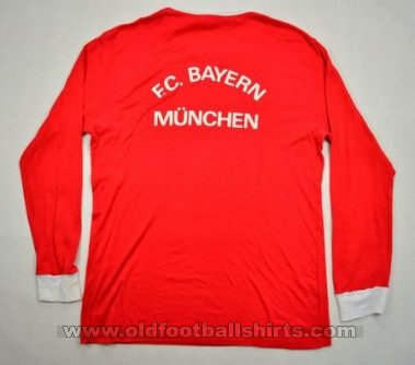 Bayern Munich Home football shirt 1982 - 1983