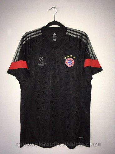 Bayern Munich Training/Leisure football shirt 2014 - 2015