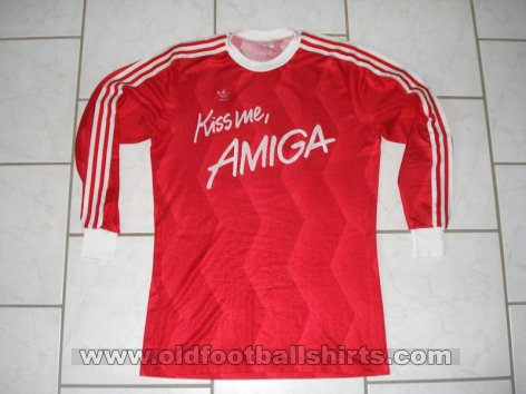Bayern Munich Special football shirt 1988