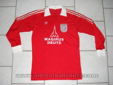 Bayern Munich Home football shirt 1980 - 1981