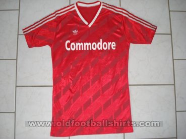 Bayern Munich Cup Shirt football shirt 1986 - 1987