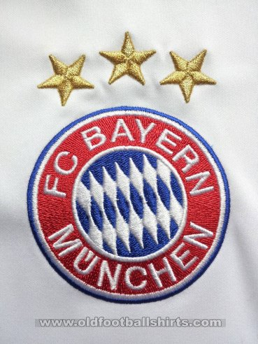 Bayern Munich Away football shirt 2006 - 2007