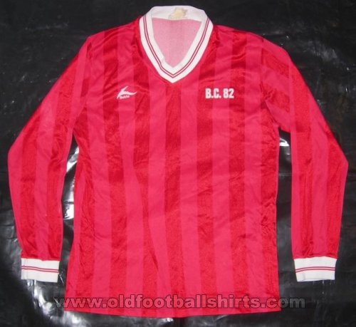 Bristol City Local Camiseta de Fútbol 1983 - 1986