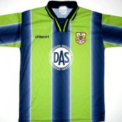Third Maillot de foot 1999 - 2000