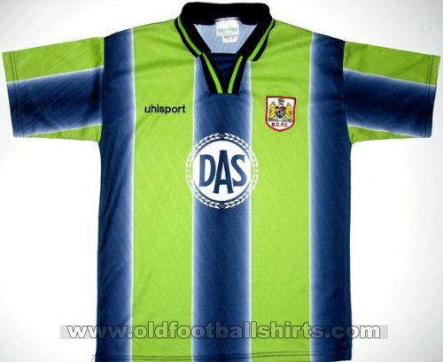 Bristol City Third voetbalshirt  1999 - 2000