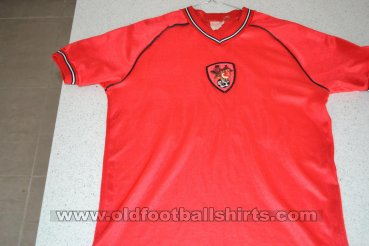 Bristol City Local Camiseta de Fútbol 1981 - 1982