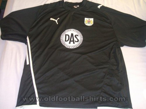 Bristol City Away baju bolasepak 2009 - 2010