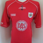 Cup Shirt voetbalshirt  2002 - 2003