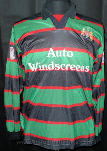 Bristol City Away football shirt 1994 - 1995