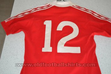 Bristol City Home football shirt 1983 - 1984