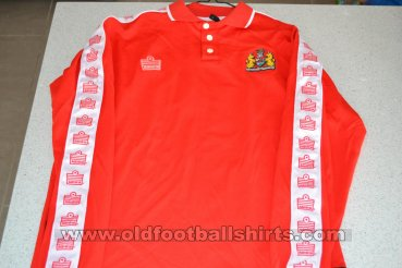 Bristol City Home football shirt 2000 - 2001