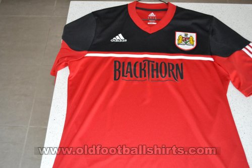 Bristol City Home football shirt 2012 - 2013