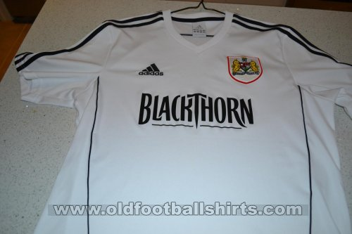 Bristol City Away baju bolasepak 2012 - 2013