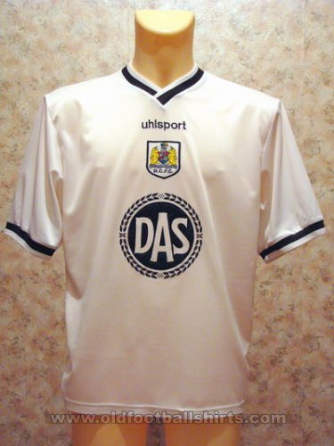 Bristol City Away football shirt 1999 - 2000